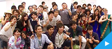 E-CO Summer Party at Otemon Gakuin University