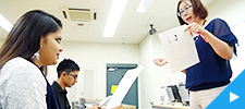 Japanese Language Classes at Otemon Gakuin University